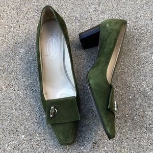 Talbots Leather Suede Shoes